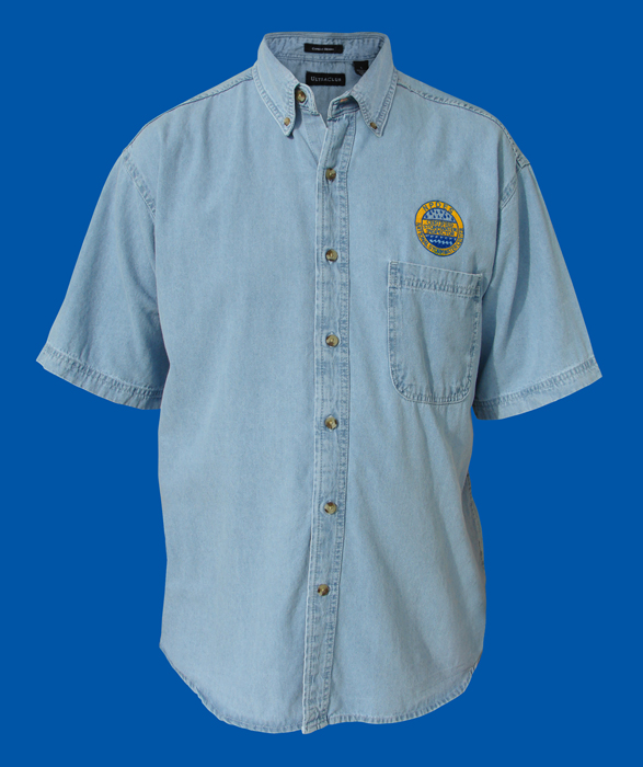 Denim Inspector Shirt
