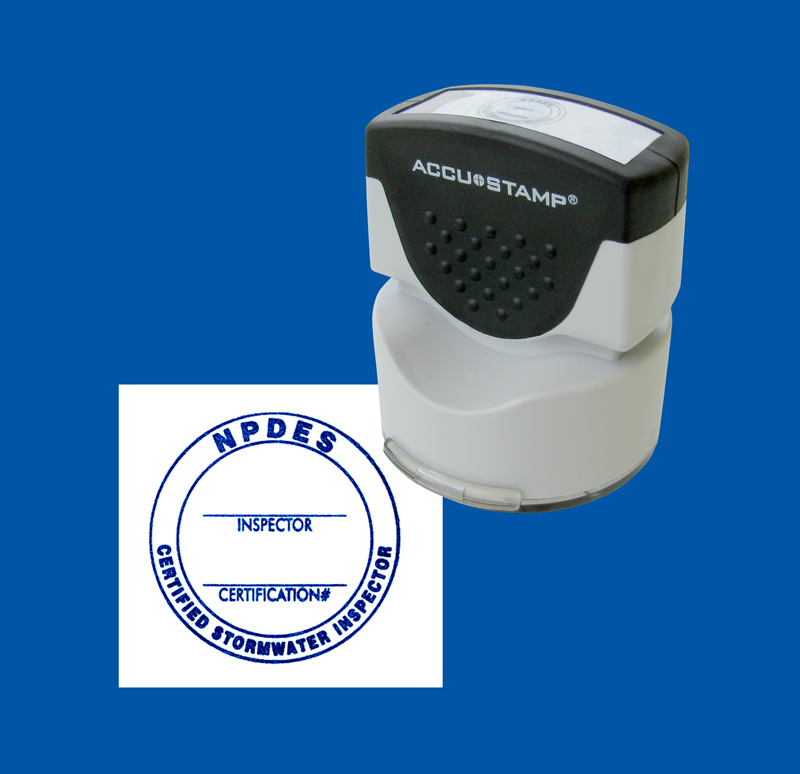 Inspector Stamp #1